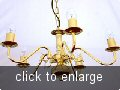 Marquee chandelier lighting for sale