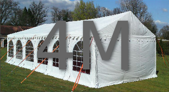 Sapre parts for 4m professional diy marquees