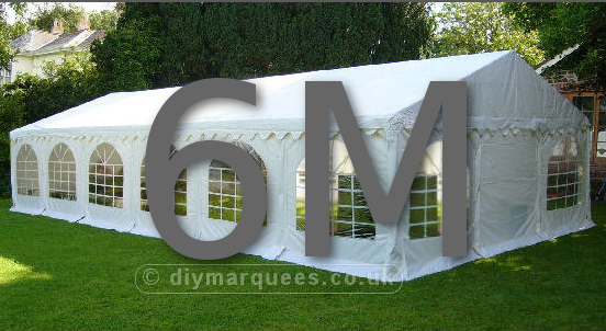 6m wide professional marquee spare parts