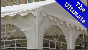 Deluxe Marquees for sale