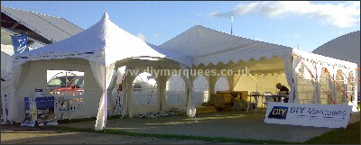 DIY Marquees Stand 2008