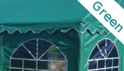 Green Marquees for sale