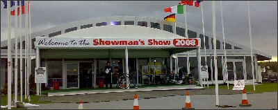 Showmans Show 2008 Entrance