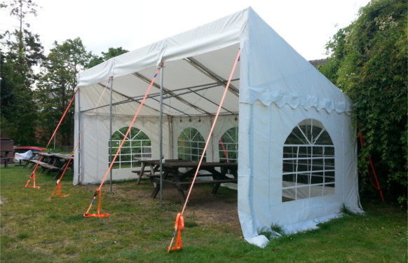 the deluxe diy marquee range
