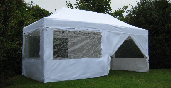 the pop-up diy marquee range