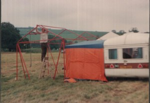 c 1983 First marquee