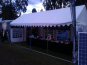 a 4x8m DIY Marquee used at a fair