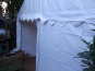 A DIY Marquee with zipped entrance