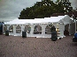 Two 6m x 12m DIY Marquees on hard standing