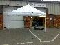 3m x 3m Folding entrance tent
