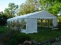 DIY Marquee with large end entrance