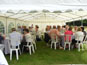6m x 12m DIY Marquee used at a garden party
