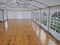 6m x 12m DIY Marquee with custom made wooden floor