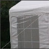 2m 240gsm PE party tent window