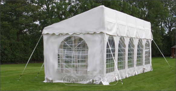 3x10m deluxe demi diy marquee