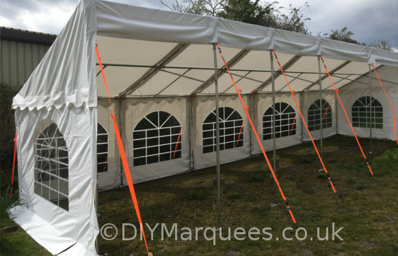 3x10m commercial demi diy marquee