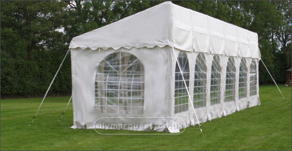 3x12m deluxe demi diy marquee