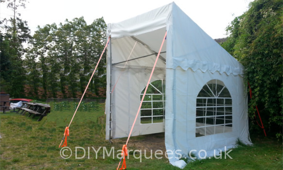 3x2m commercial demi diy marquee