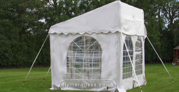 3x4m deluxe demi diy marquee