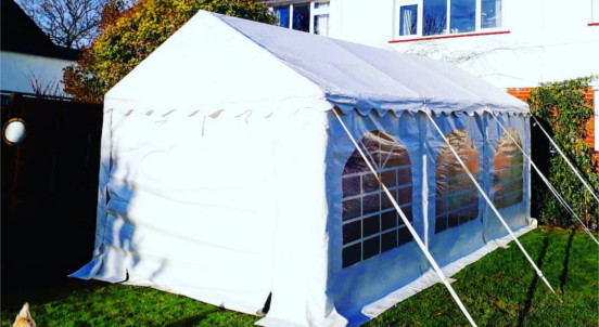 3x6m commercial diy marquee