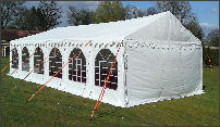 4x12m commercial diy marquee