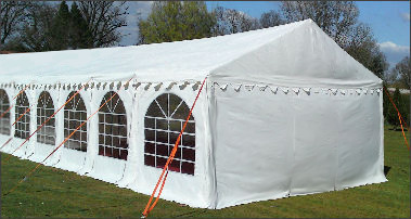 4x20m commercial diy marquee