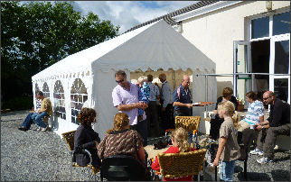 4x8m 650gsm Professional Marquee Roof