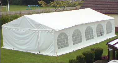6x10m 500gsm Classic Marquee Roof