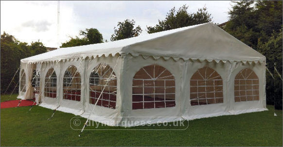 6x10m 650gsm Professional Marquee Roof