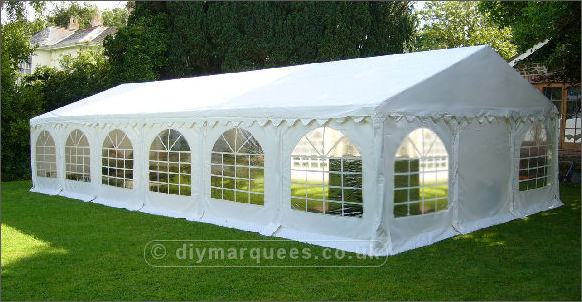 6x12m commercial diy marquee