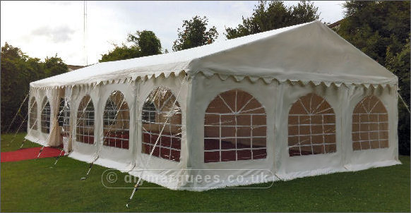 6x12m 650gsm Deluxe Marquee Roof