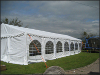 6x14m deluxe diy marquee