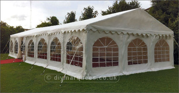6x14m 650gsm Deluxe Marquee Roof