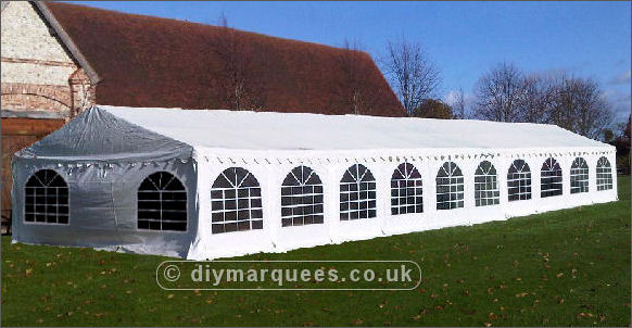 6x20m commercial diy marquee