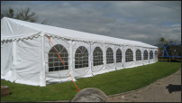 6x20m deluxe diy marquee
