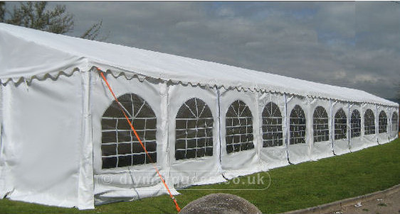 6x22m deluxe diy marquee