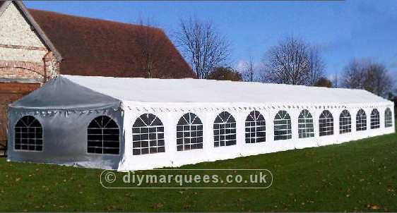 6x22m commercial diy marquee
