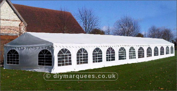 6x24m commercial diy marquee