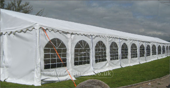 6x26m deluxe diy marquee