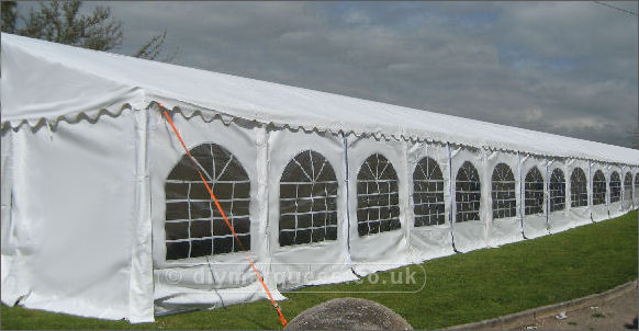 6x34m deluxe diy marquee