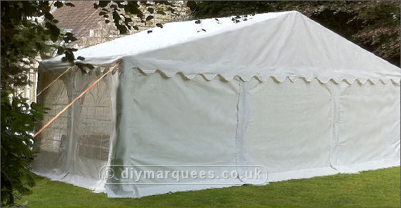 6x4m commercial diy marquee