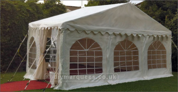 6x4m 650gsm Deluxe Marquee Roof