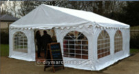 6x5m commercial diy marquee