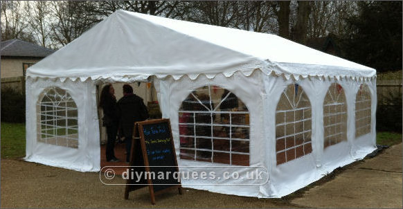 6x6m commercial diy marquee