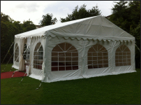 6x4m deluxe diy marquee
