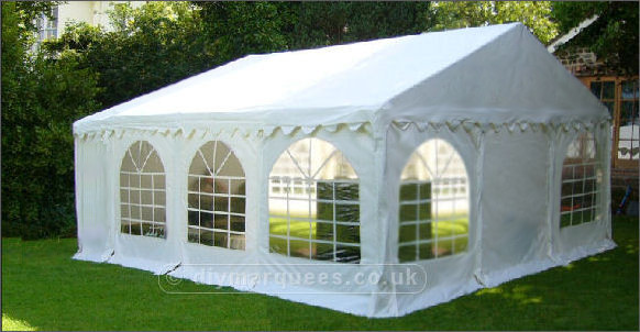 6x7m commercial diy marquee
