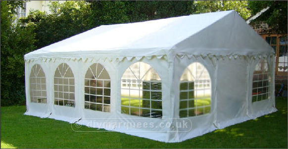 6x8m commercial diy marquee