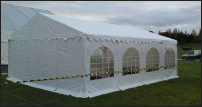 6x8m deluxe diy marquee