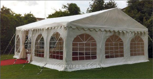 6x8m 650gsm Deluxe Marquee Roof