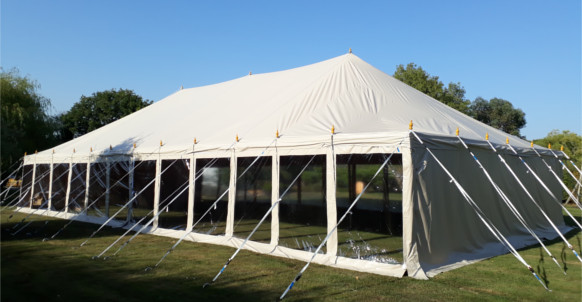 9x18m Deluxe Traditional DIY Marquee